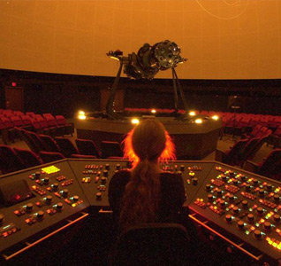 Strasenburgh Planetarium Rochester Walking Tour
