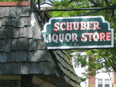 Schuber Liquor Rochester Walking Tour