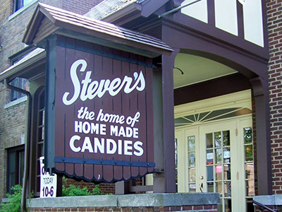 Stever's Candies Rochester Walking Tour